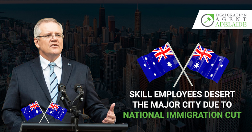 Adelaide Skill Employees Desert The City Due To National Immigration Cut