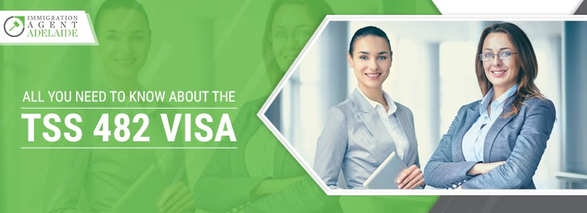 All You Need To Know About The TSS 482 Visa