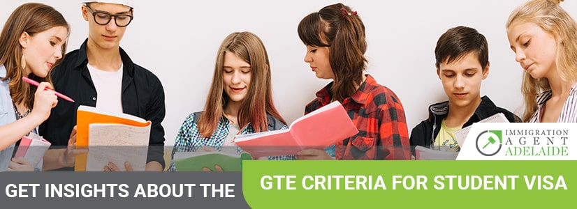 Get Insights About The GTE Criteria For Student Visa
