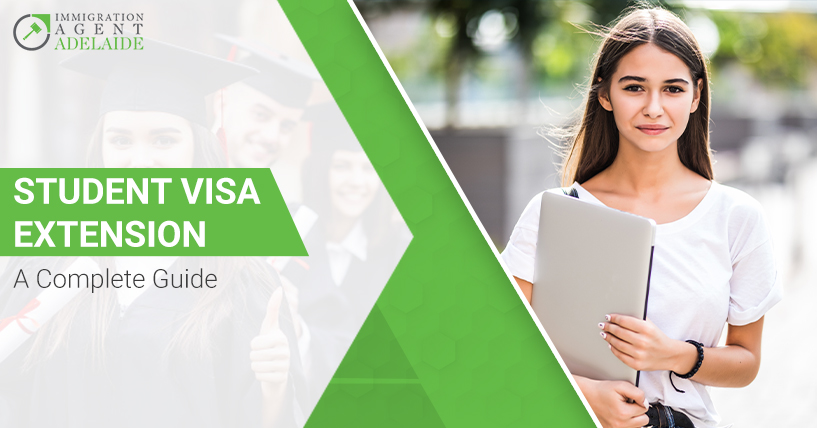Checkout The Detailed Guide About The Student Visa Extension!